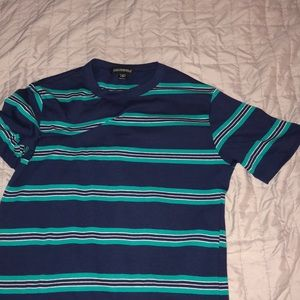 chesterfield vintage striped t-shirt size L